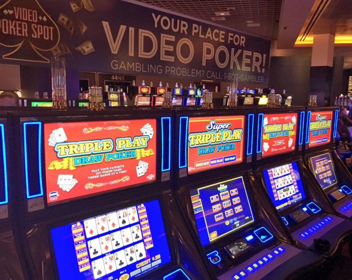 Casino And Sport Terminology Online Game