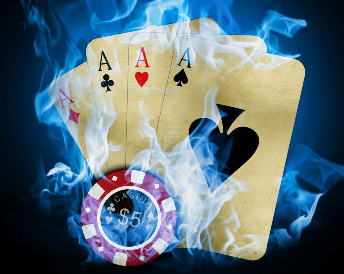 Three Things To Do Immediately Around Online Casino
