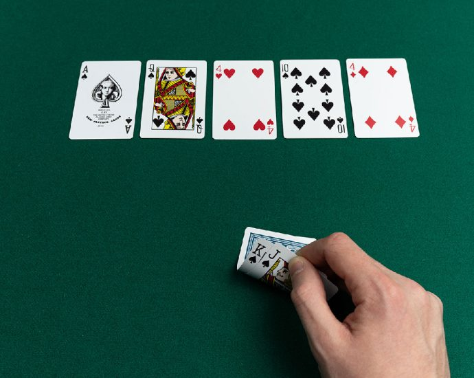 Four Ways You'll Be Able To Reinvent Casino Without Wanting Like An Beginner