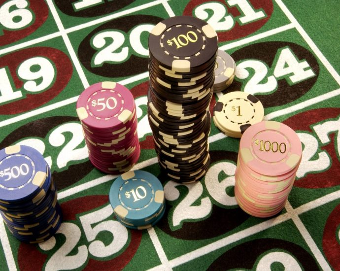 Grasp the Art of Casino with These three Suggestions