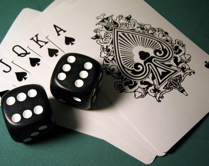 How To Teach Gambling Better Than Anyone Else